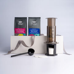 Image of Coffee Jetsetter Gift Box