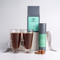 Chocolate Truffle Coffee for Two Gift Box