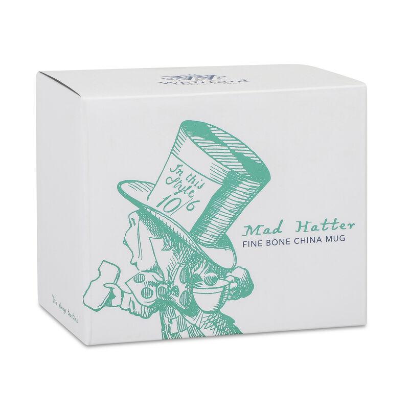 Alice in Wonderland Mad Hatter Mug