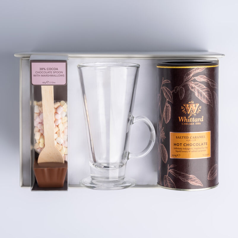 The Hot Chocolate Gift Box for One