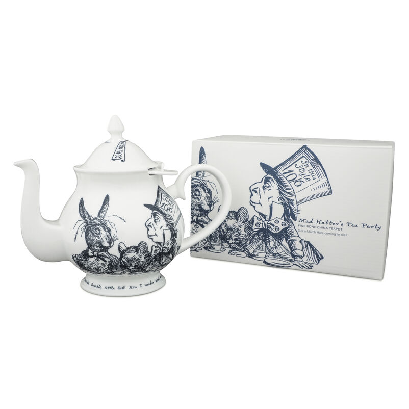 Alice in Wonderland Tea Party Teapot