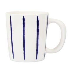 Solent Blue Stripe Mug