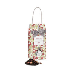 English Rose Tea Pouch & Infuser