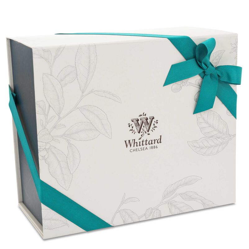 Small Whittard Gift Box with Ribbon