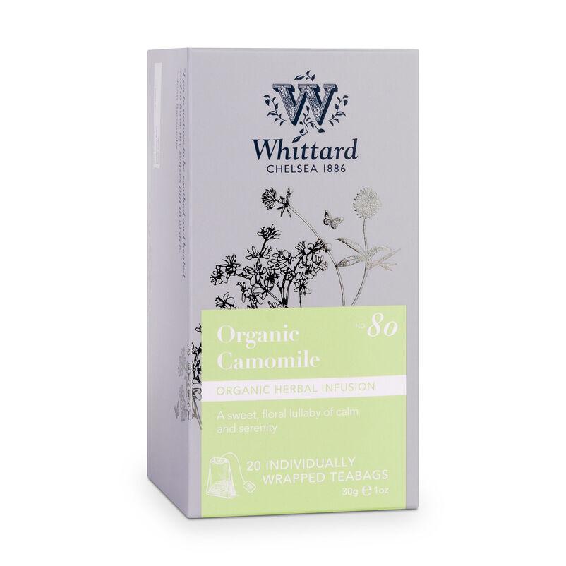 Box of Organic Camomile Teabags