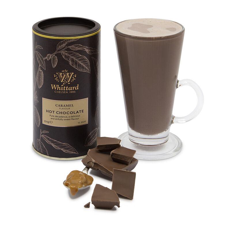 Caramel Flavour Hot Chocolate