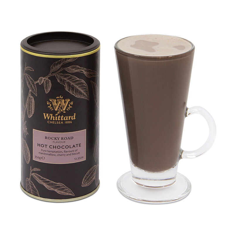 Rocky Road Flavour Hot Chocolate