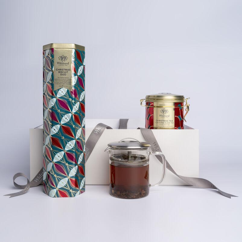 Christmas Mistletoe Gift Box