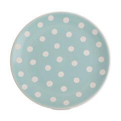 Florence Aqua Dinner Plate