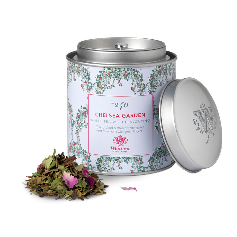 Tea Discoveries Chelsea Garden Caddy