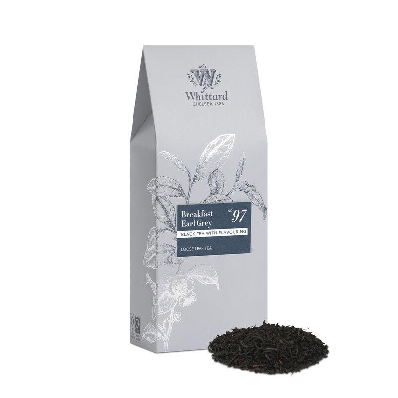Breakfast Earl Grey Loose Tea