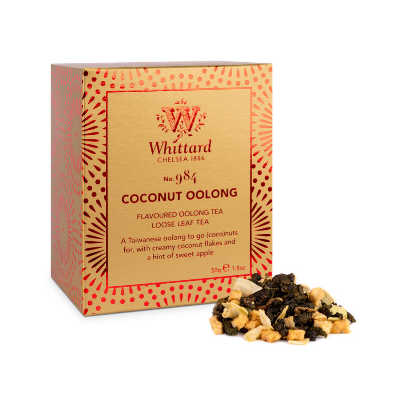 Chinese New Year Coconut Oolong