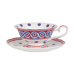 Piccadilly Blend Tea Cup & Saucer