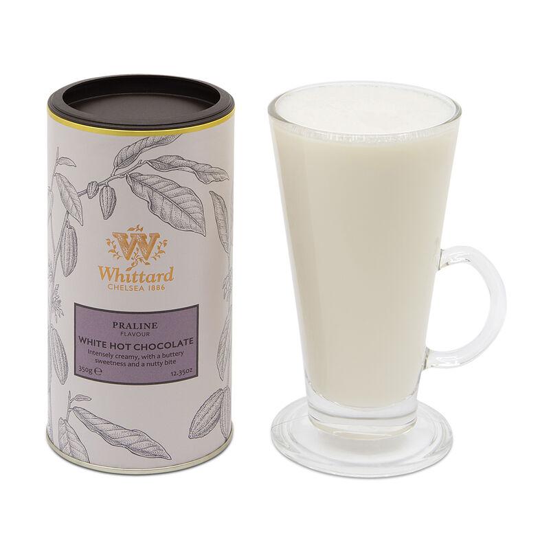 Praline Flavour White Hot Chocolate