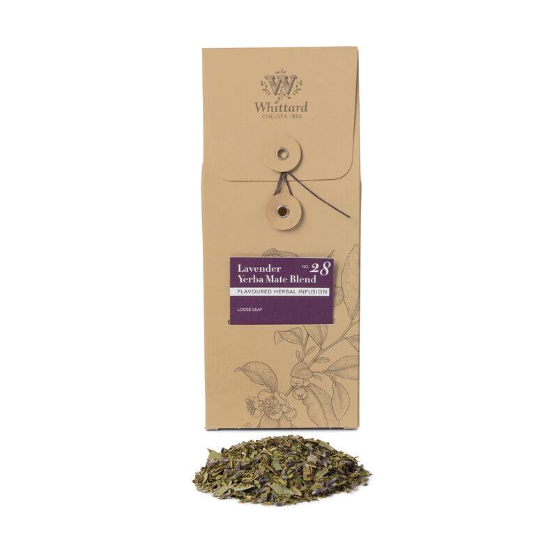 Lavender Yerba Mate Loose Tea Pouch, 50g