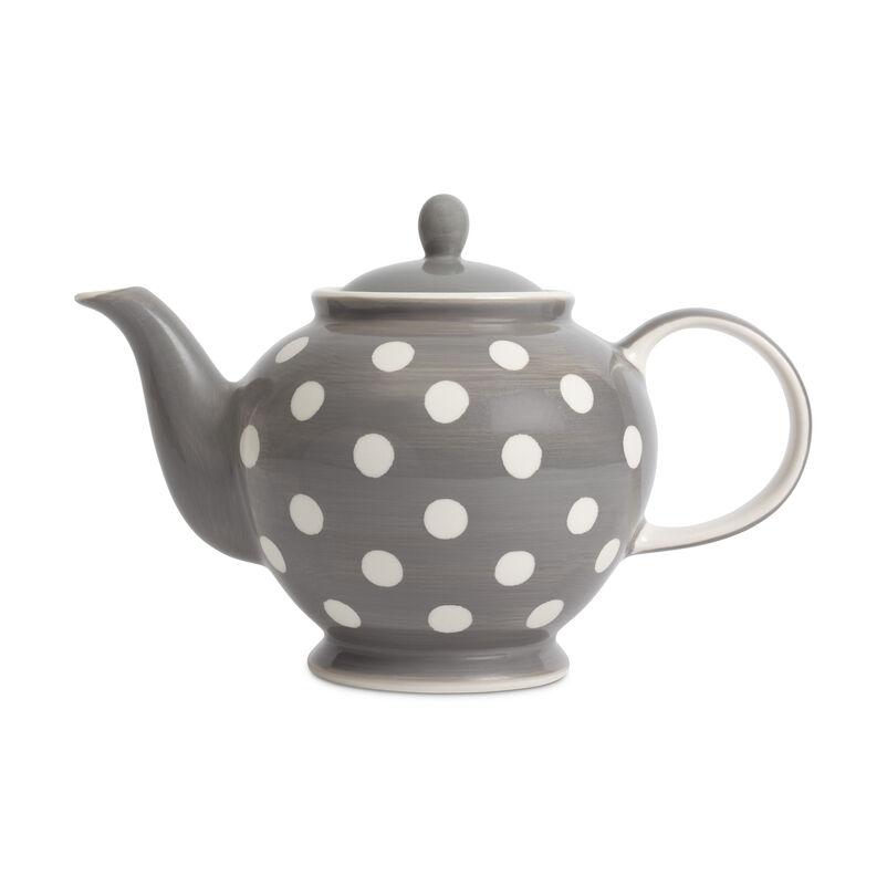 Florence Grey Teapot