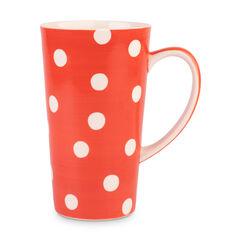Florence Coral Latte Mug