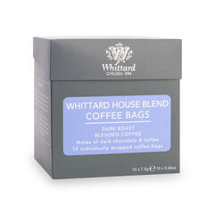 Whittard House Blend Coffee Bags