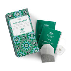Tea Discoveries Marrakech Mint 25 Individually Wrapped Teabags
