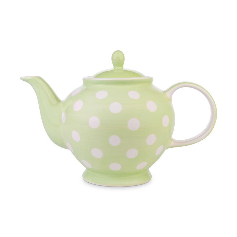 Florence Pistachio Teapot