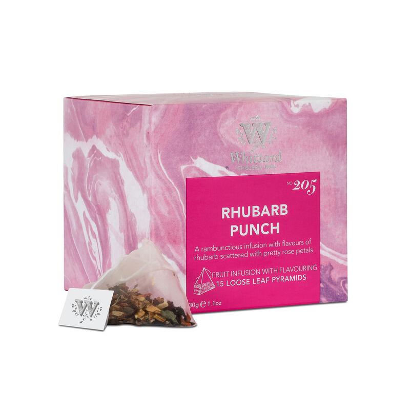 Rhubarb Punch Large Leaf Teabags