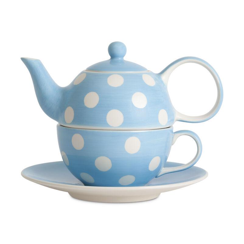Florence Sky Blue Tea for One