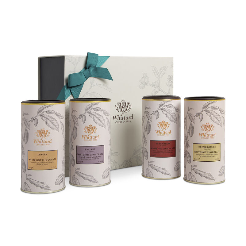 Sweet White Chocolate Gift Box