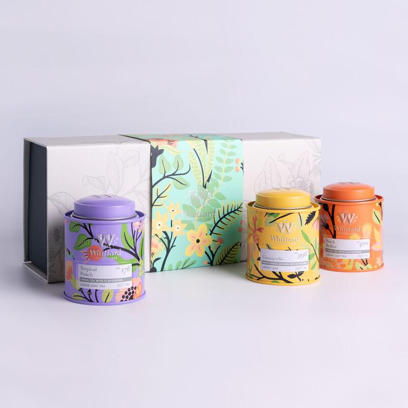 A Splash of Summer Tea Gift Box