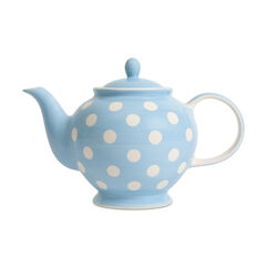Florence Sky Blue Teapot