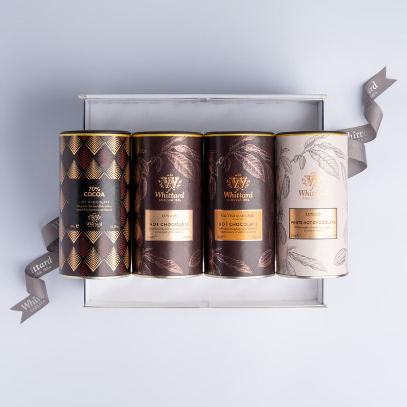The Hot Chocolate Favourites Gift Box