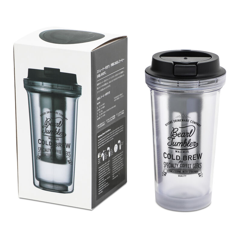 Rivers Drinkware Cold Brew Coffee Tumbler