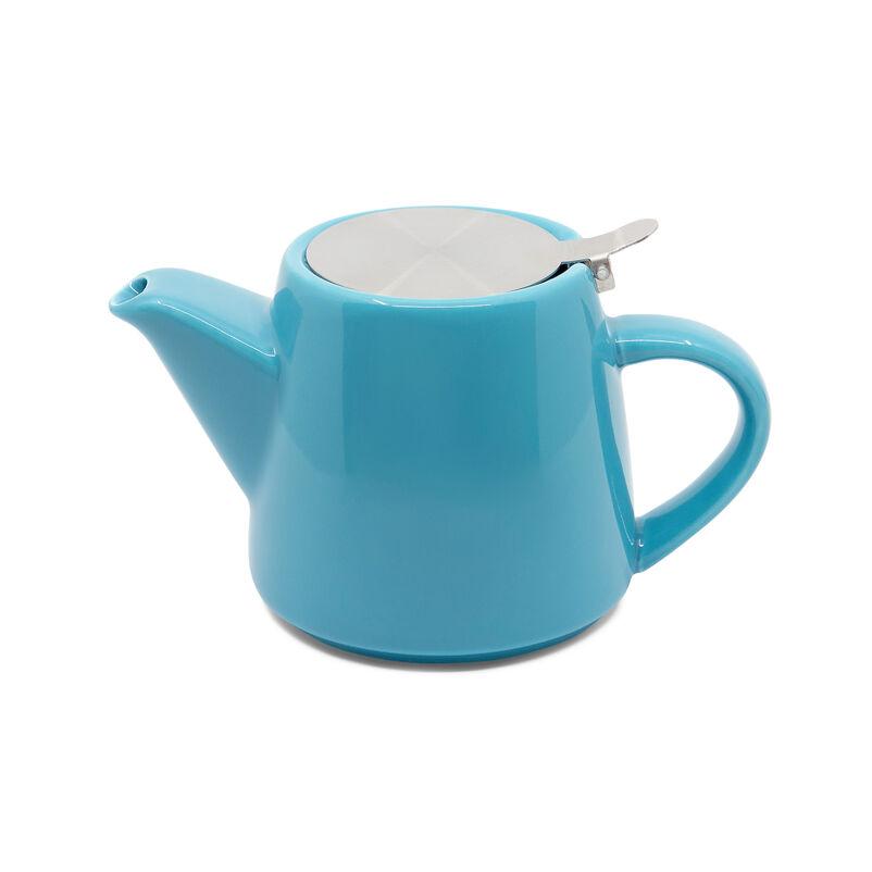 Teal Pao Teapot
