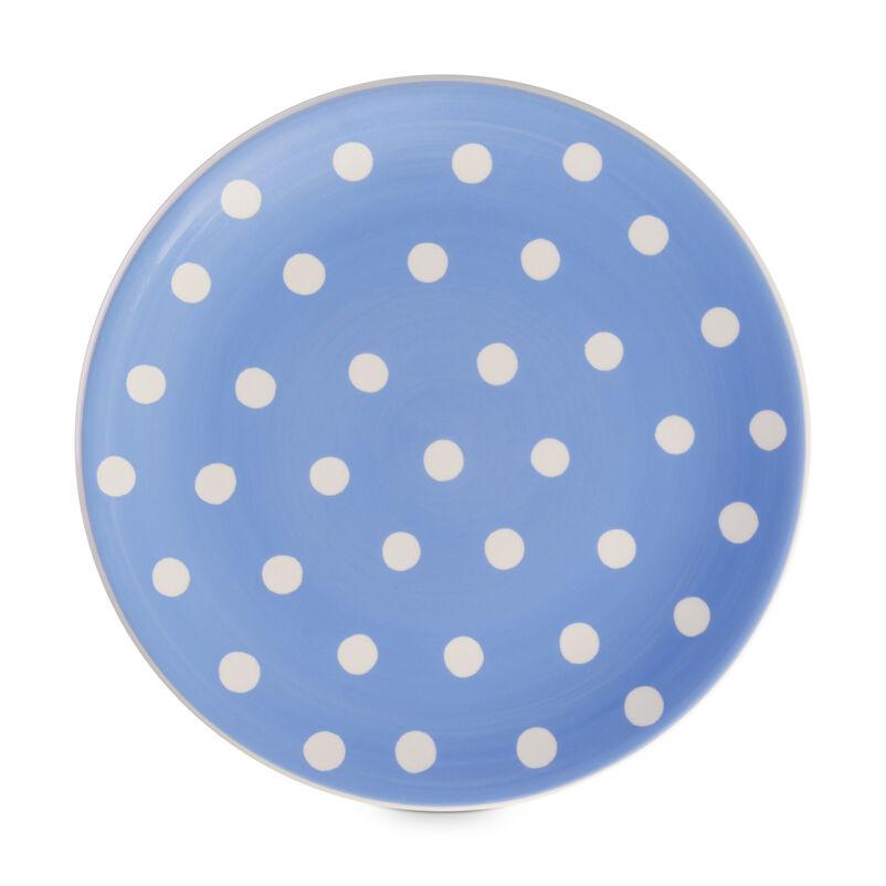 Florence Cornflower Blue Dinner Plate