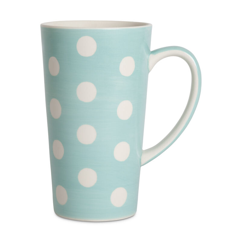 Florence Aqua Latte Mug