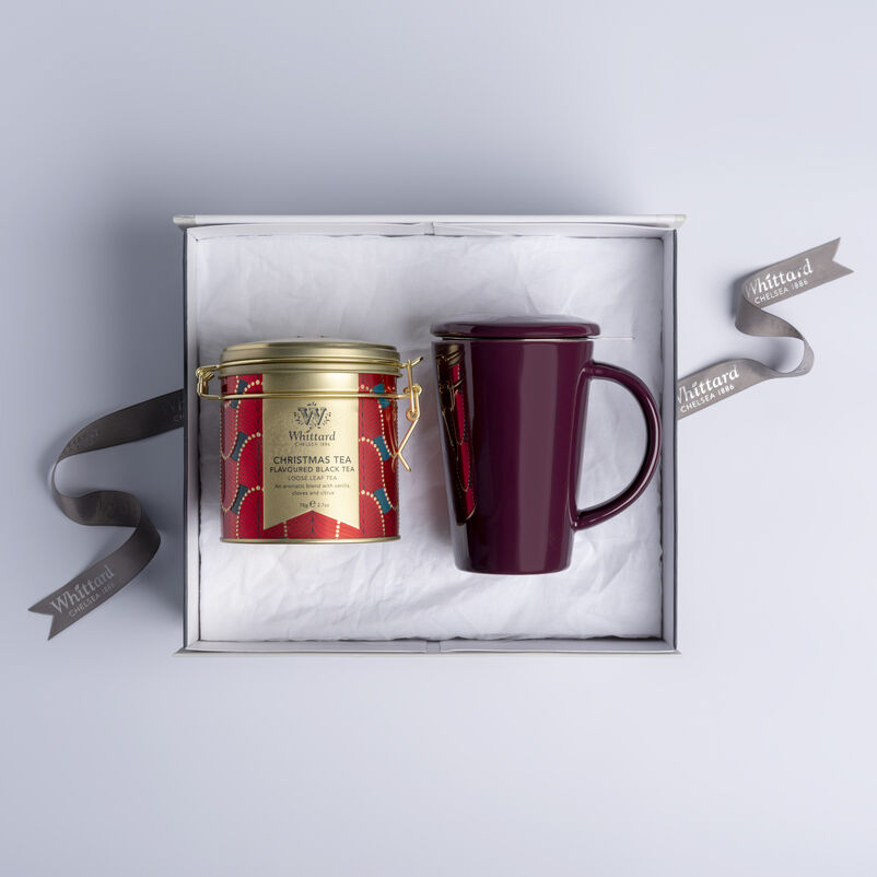 Christmas Tea Gift Box