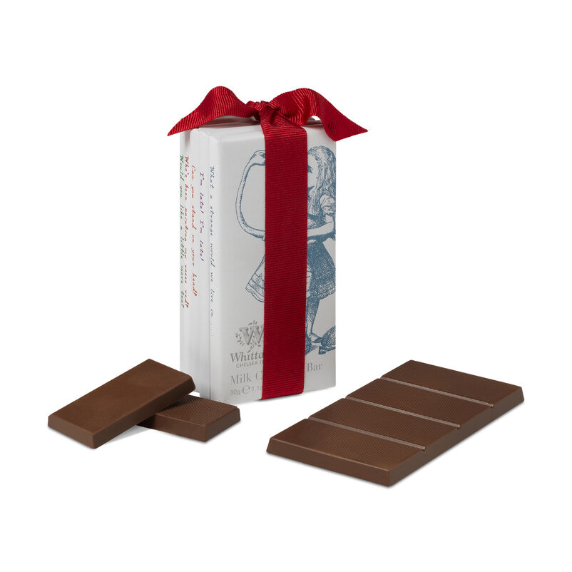 Alice's Milk Chocolate Bar Collection