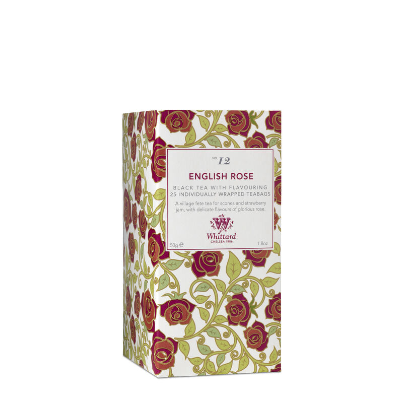 Tea Discoveries English Rose Teabags