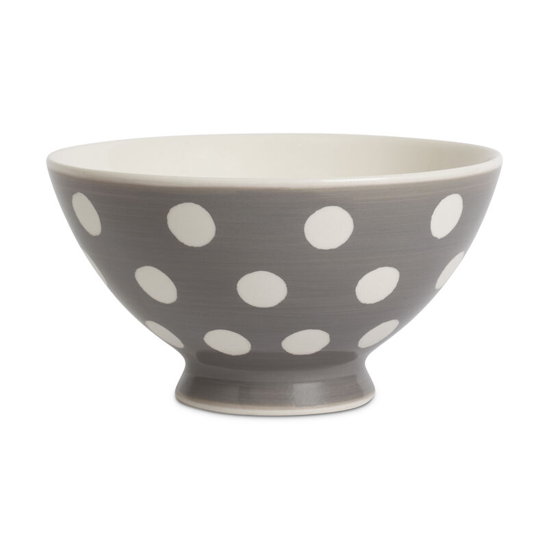Florence Grey Cereal Bowl