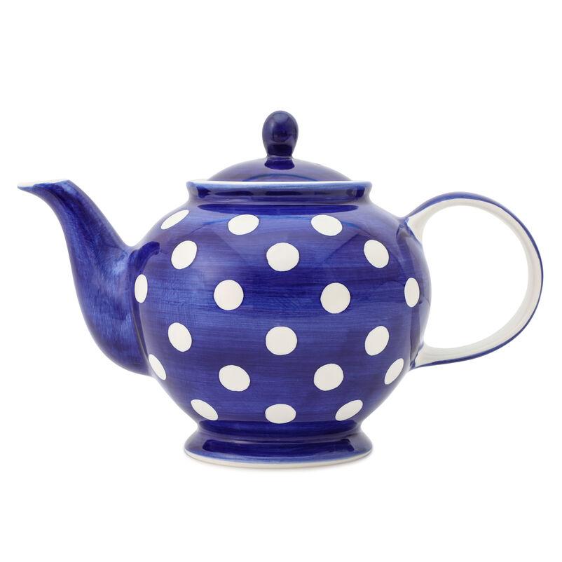 Florence Cobalt 6-cup  Teapot