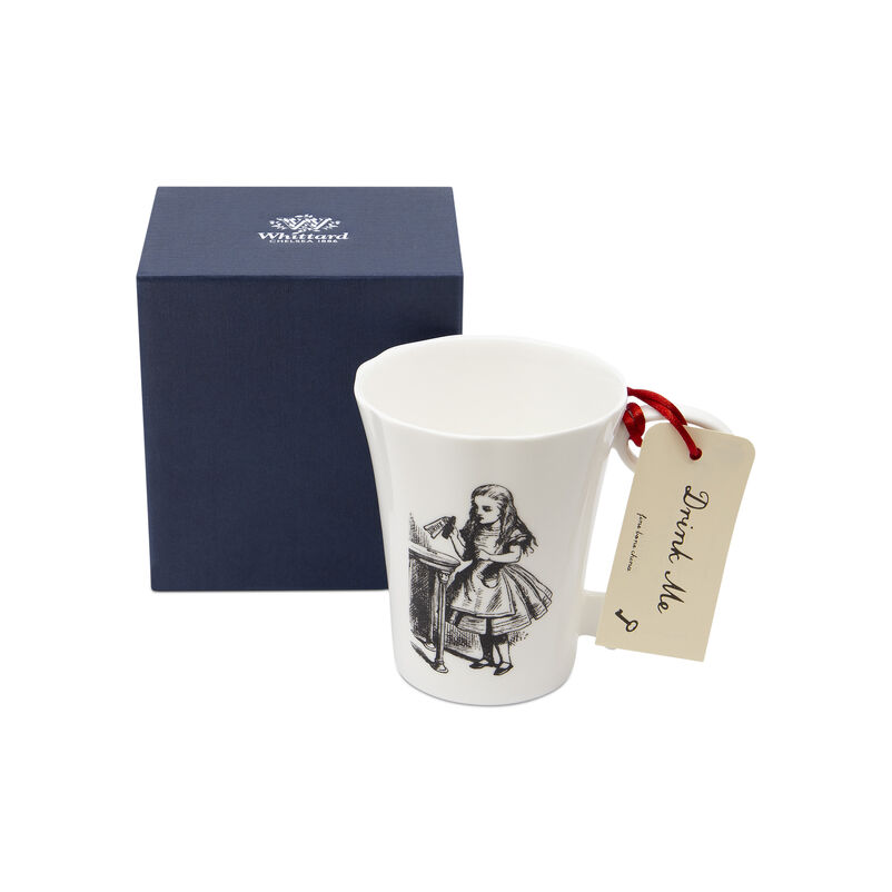 Alice in Wonderland Alice Mug with Key Handle