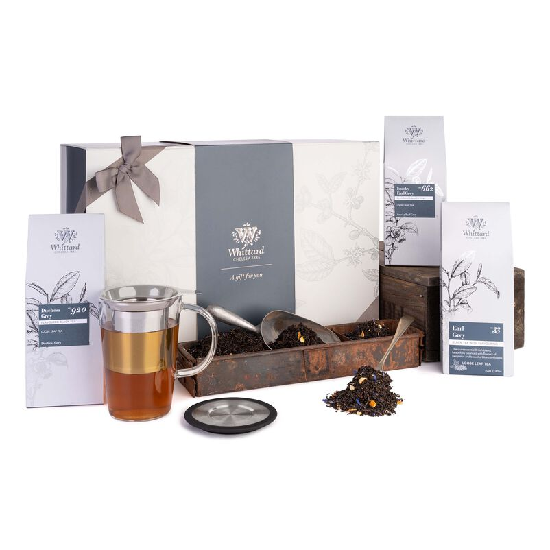The Earl Grey Teas Gift Box