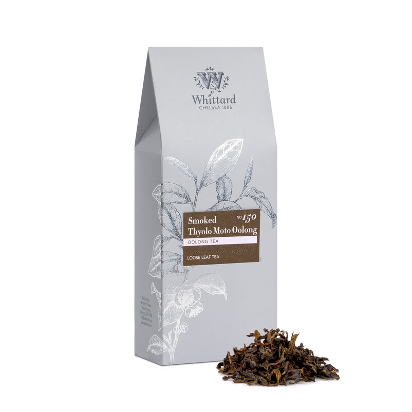 Smoked Thyolo Moto Oolong Loose Tea Pouch