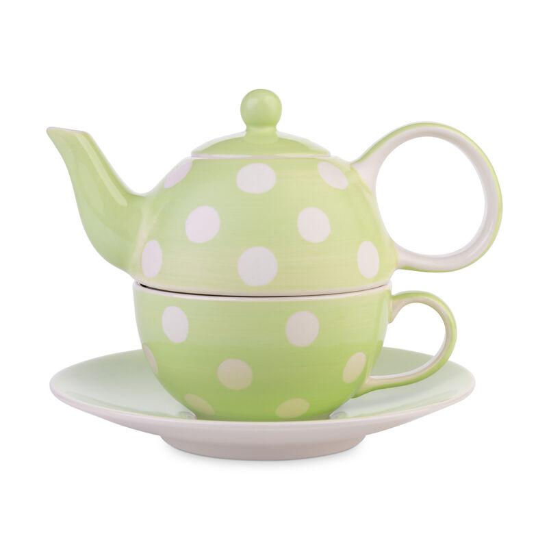 Florence Pistachio Tea-For-One