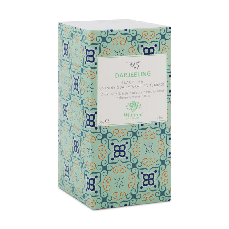 Tea Discoveries Darjeeling Teabags