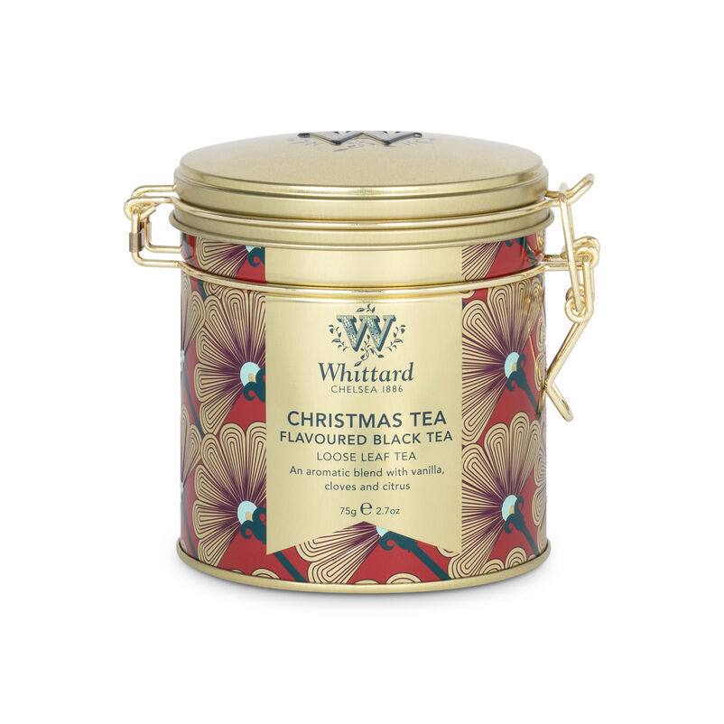 Share the love of tea this season and give the gift of our much loved Christmas Tea in a beautiful Clip Top Tin.