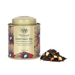 Our Christmas Tea Mini Caddy is a favourite every year, enjoy our spiced black tea in a beautiful mini caddy. Perfect for you or as a gift.