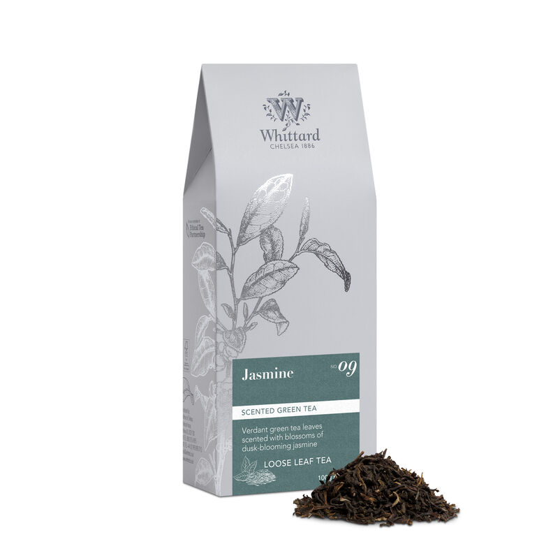 Jasmine Loose Tea Pouch, 100g