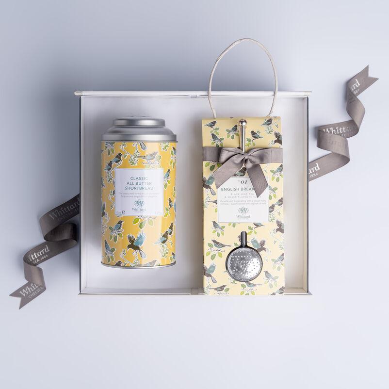 The Tea Discoveries Tea Gift Box