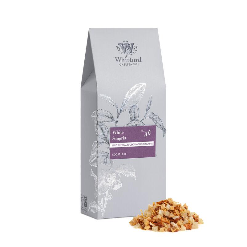 White Sangria Loose Tea
