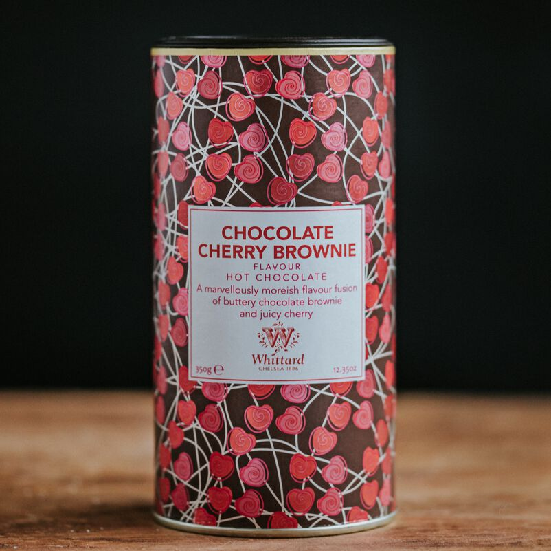 Limited Edition Chocolate Cherry Brownie Hot Chocolate